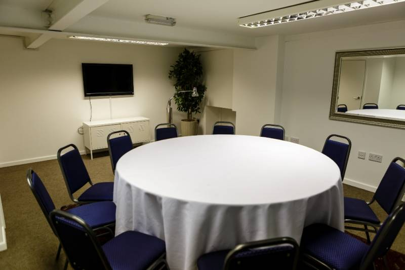 Ikon Boardrooms 1 & 2 - Fazeley Studios