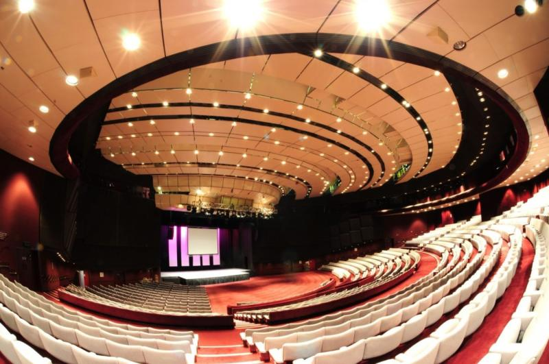 Main Auditorium - Harrogate Convention Centre