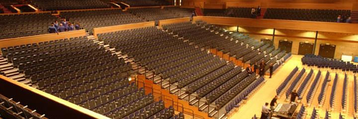 Bournemouth international centre venue hire big venue book for International seating and decor windsor