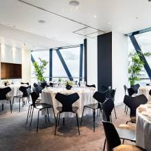 Double Private Dining Rooms, Searcys at The Gherkin - Searcys at The Gherkin
