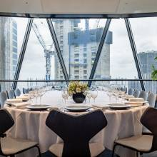 Single Private Dining Rooms, Searcys at The Gherkin - Searcys at The Gherkin