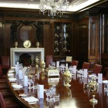 Boardroom and Roof Garden - Vintners' Hall