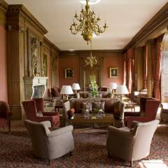 The Drawing Room - Crathorne Hall Hotel