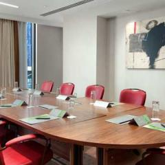 Meeting Rooms 1-8 - Hilton Liverpool