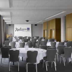 8 Meeting Rooms - Radisson Blu Liverpool