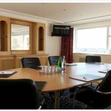 French Boardroom - Mercure Liverpool Atlantic Tower Hotel