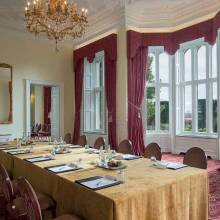 Salvin Boardroom - Fawsley Hall Hotel & Spa