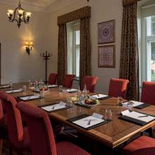 Georgian Boardroom - Fawsley Hall Hotel & Spa