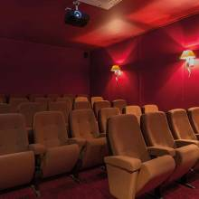 Cinema - Fawsley Hall Hotel & Spa
