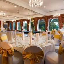 Ogston Suite - Mercure Aberdeen Ardoe House Hotel & Spa