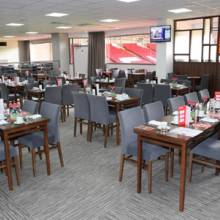 The ambassadors lounge - Sheffield United FC Conference Centre