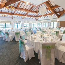 Windsor Room - Camberley Heath Golf Club