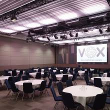 Vox 2 - The Vox Conference Centre