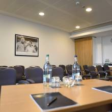 The Brian Clough Meeting Room - Hilton at St George's Park