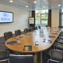 The Graham Taylor Meeting Room - Hilton at St George's Park