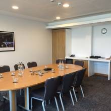 The Keith Alexander Meeting Room - Hilton at St George's Park
