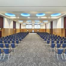 The Sir Bobby Robson Ballroom - Hilton at St George's Park