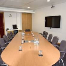 The Walter Winterbottom Meeting Room - Hilton at St George's Park
